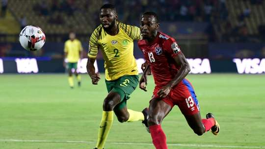 Mamelodi Sundowns drew 1-1. AFP