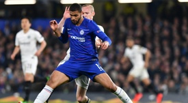 Ruben Loftus-Cheek is due to miss a lot of action for Chelsea and England. AFP
