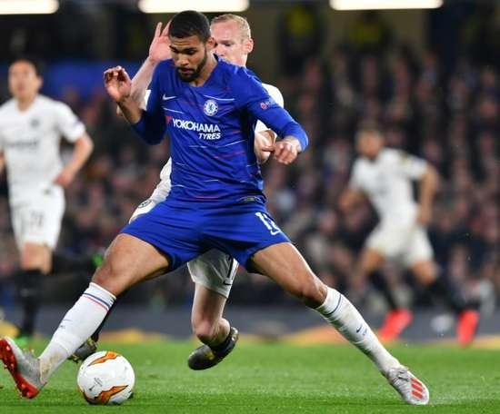 Loftus-Cheek has extended his Chelsea stay. AFP