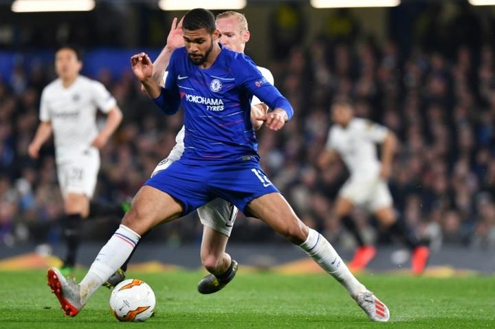 Loftus-Cheek, um problema para o Chelsea. AFP