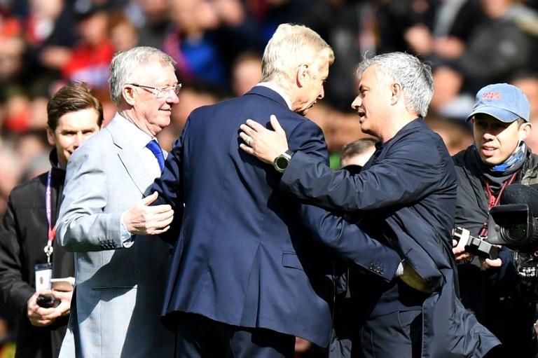 Les hommages de Ferguson et Mourinho à Arsène Wenger — Angleterre