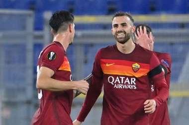 Le formazioni ufficiali di Roma-Young Boys. AFP