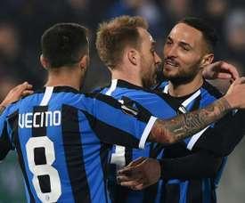 Três meias e um zagueiro: a lista de compras da Inter. AFP