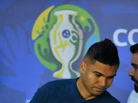Favorites Brazil must win even without Neymar, says Casemiro.