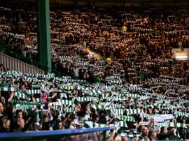 Celtic won't sell tickets for match in Northern Ireland. AFP