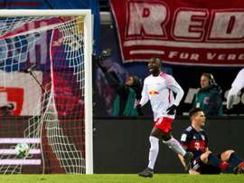 Leipzig shocked Bayern. AFP