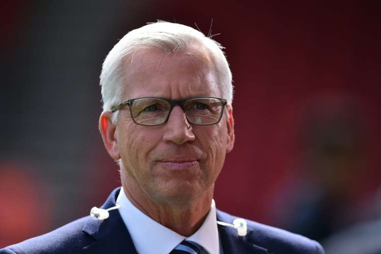 Pardew has won once as West Brom manager. AFP