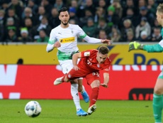 Bayern down to sixth after defeat at Bundesliga leaders Gladbach. AFP