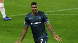 La Lazio va a por Wesley. AFP