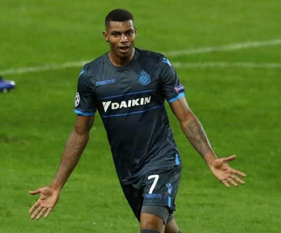 la Lazio veut Wesley. AFP