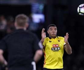 Deeney, objectif de West Ham. AFP