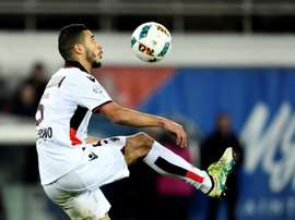 Galatasaray confirm Belhanda talks. AFP