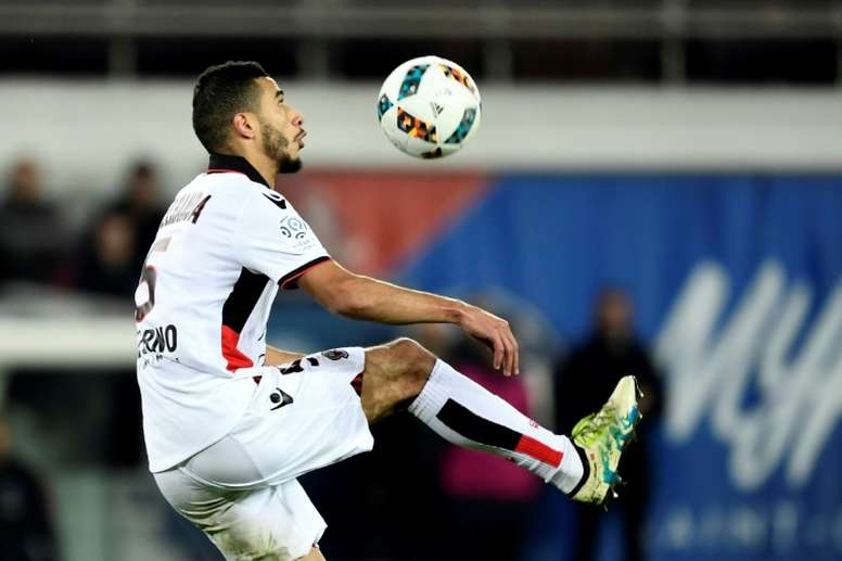 Nices Moroccan striker Younes Belhanda Belhanda won the French Ligue 1 title with Montpellier in 2012 and followed that with two Uktaine titles at Dynamo Kiev