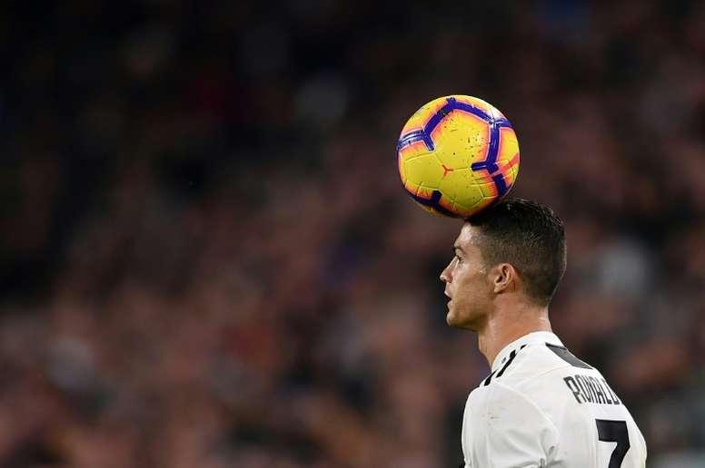 El Bayern no se planteó fichar a Cristiano Ronaldo. AFP