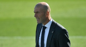 I have the strength needed, said Zinedine Zidane as Real Madrid prepare to face Sevilla. AFP