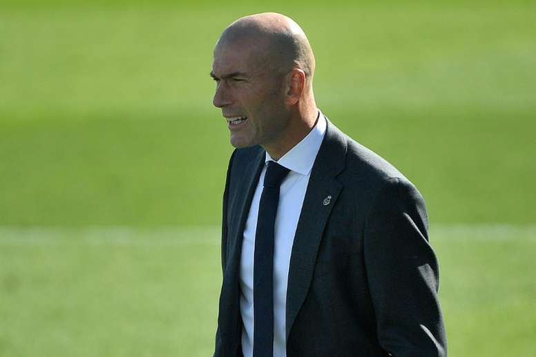 Under-fire Zidane asks Madrid players to stand up and be counted