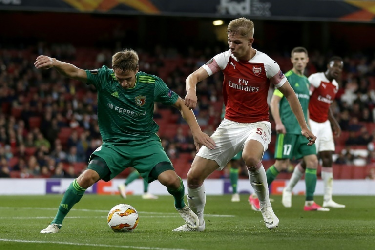 Vorskla Poltava v Arsenal: Hosts throw doubt on Arsenal game going ahead