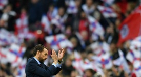 Southgate expects his team to relish the title as favourites. AFP