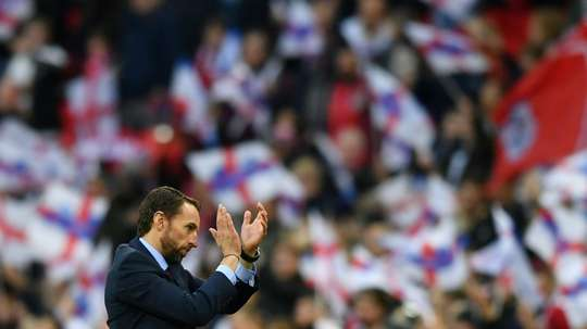 Southgate has ruled out any ideas that his side will be complacent in Euro 2020 qualifying. AFP