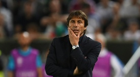 Conte wants to optimize his team.  AFP
