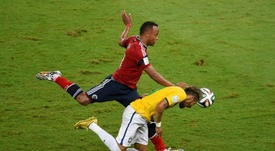 Zuniga is hanging up his boots. AFP