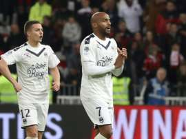 Bordeaux waste chance to go second in Ligue 1. AFP