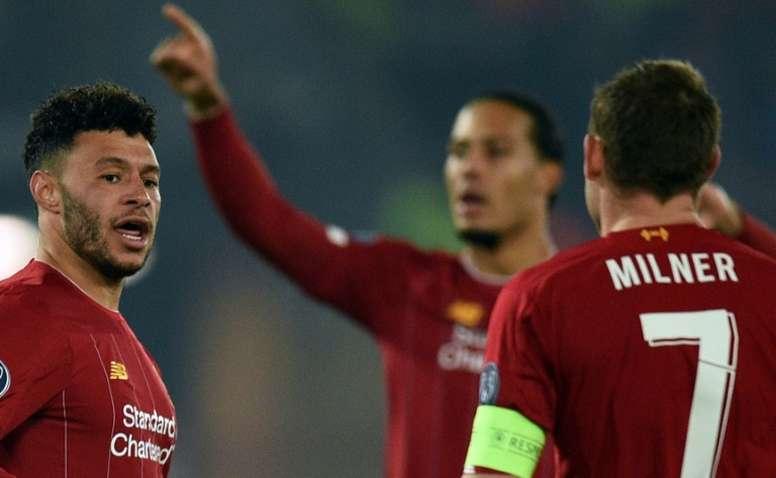Liverpool's Milner goes viral, snaps coronavirus gloom. AFP
