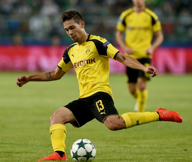 El Borussia Dortmund doblegó al Stuttgart en la Bundesliga