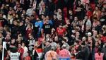 La FIFA castigará los disturbios de los hinchas de Hungría y Albania