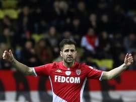 Les compos probables du match de Ligue 1 entre Nîmes et Monaco. AFP