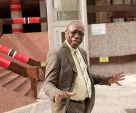 Jack Warner was issued punishment after not contesting embezzlement charge. AFP