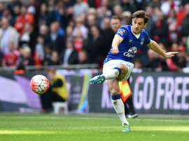Leighton Baines says Everton have great strength in depth. AFP