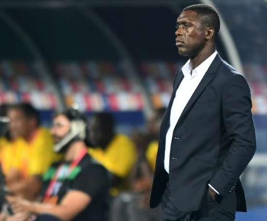 Seedorf não será mais treinador de Camarões. AFP