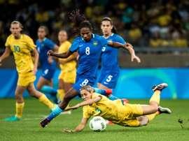 Formiga quer chegar a incrível marca também nos Jogos Olímpicos. AFP