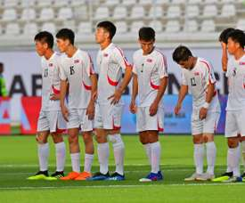 North, South Korea to face off in World Cup qualifiers. AFP