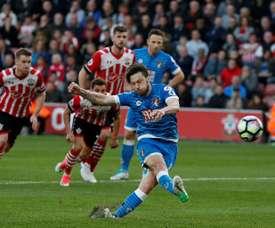 Aston Villa, Stoke et Fulham sur Arter. AFP