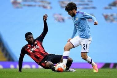 David Silva chegará na Lazio em breve. AFP