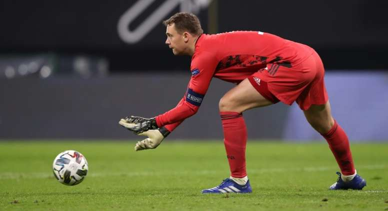 Safe-hands Neuer set to make history as Germany's record 'keeper