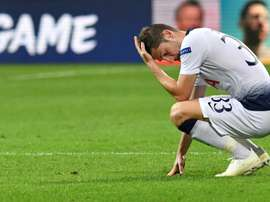 Mousa Dembele and Ben Davies have spoken to try and turn around Tottenham's crisis. EFE