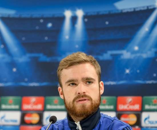 Kirchhoff has joined the 'Trotters' until the end of the season. AFP