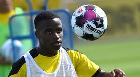 Moukoko convocato dal Borussia. AFP