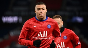 Mbappe admits mind not made up on PSG future. AFP