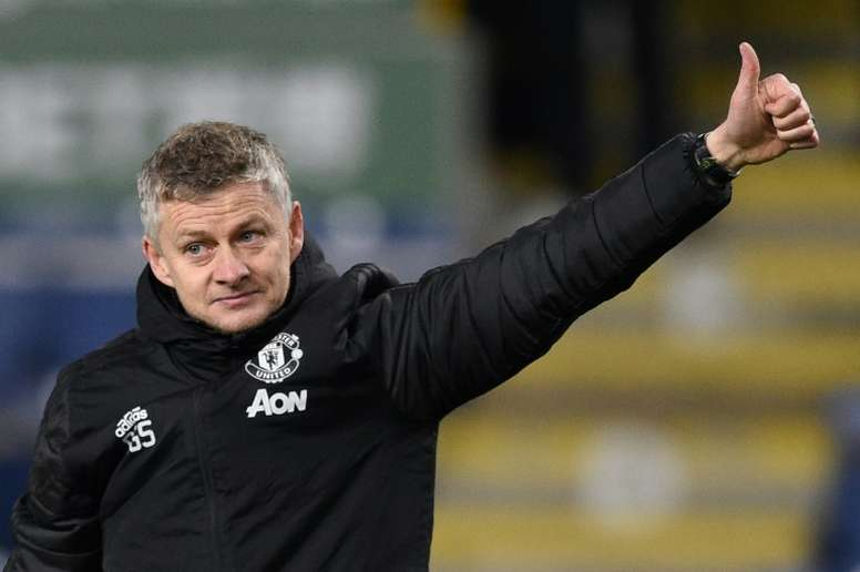 Ole is a fan of the extra sub change. AFP