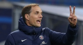 Thomas Tuchel was sacked by Paris Saint-Germain in December. AFP