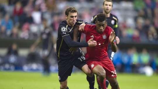Pivaric podría recalar en el Betis. AFP