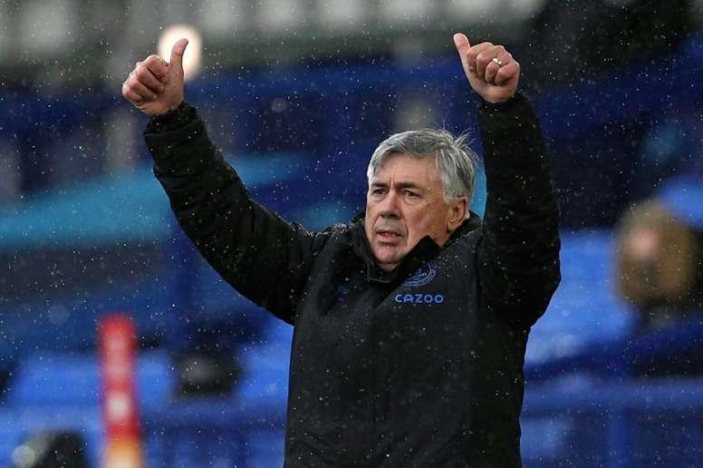 El Everton confirmó una alianza con Everton Viña el Mar. AFP
