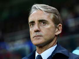 Italy coach Mancini wants Serie A to get tough on racist abuse