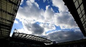 Stamford Bridge will host. AFP