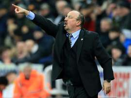 Benitez laments Newcastle lack of offensive creativity. AFP