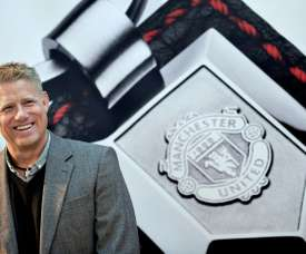 Former Manchester United goalkeeper Peter Schmeichel spoke about United's Identity. AFP